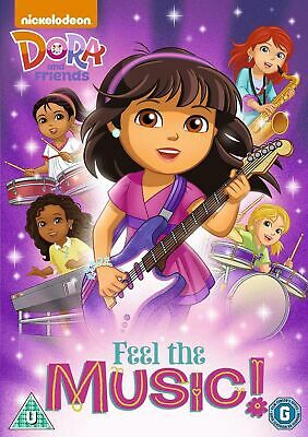 Dora and Friends: Feel the Music [DVD]