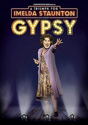 Gypsy: The Musical [DVD]