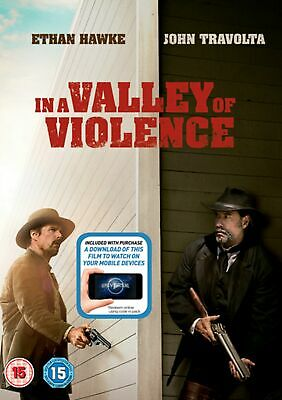 In a Valley of Violence (with Digital Download) [DVD]