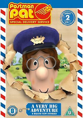Postman Pat - Special Delivery Service: Series 2 - Volume 1 [DVD]