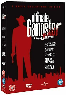 Ultimate Gangster Collection (Box Set) [DVD]