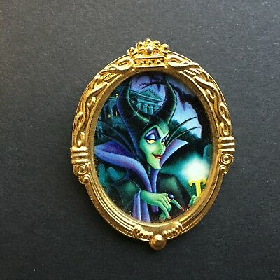 DL - Oval Character of the Month - October Maleficent LE 500 Disney Pin 2704