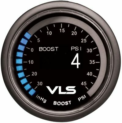 REVEL VLS BOOST 52mm GAUGE  by Tanabe