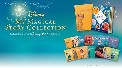 🌟 Disney My Magical Story Collection Set 15 Books Herald Sun/daily Telegraph ✨
