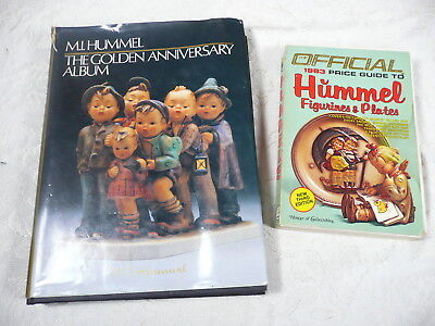 MI Hummel the Golden Anniversary Album & Official 1983 Price Guide to Hummel