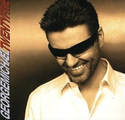 George Michael, Twenty Five, CD