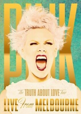 Truth About Love - Live From Melbourne, DVD