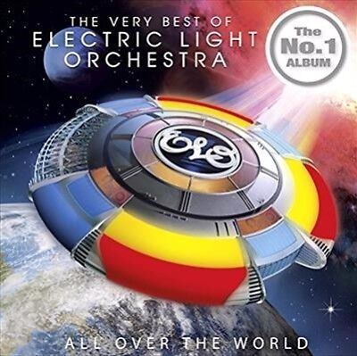 Electric Light Orchestra, All Over The World- The Very Best Of, CD