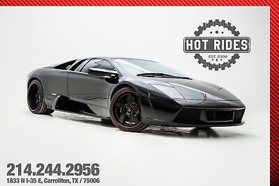 2006 Lamborghini Murcielago  2006 Lamborghini Murcielago Coupe MUST SEE!
