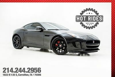 2015 Jaguar F-Type Coupe 2015 Jaguar F-Type Coupe! Pano Roof! MUST SEE!