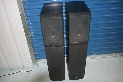 Infinity Rs4 Reference Standard Tower Speakers 16900 Picclick