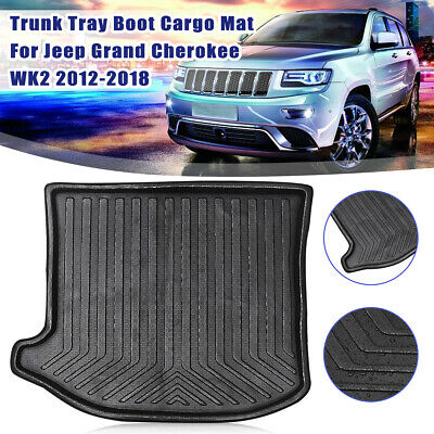 Car Trunk Floor Mat Cargo Boot Liner Tray For Jeep Grand Cherokee WK2 2012-2018