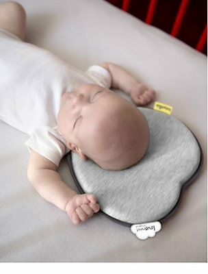 New Babymoov lovenest original head rest positioner in smokey grey from birth