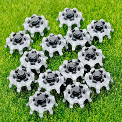 3302abca7 14Pcs Golf Shoes Spikes Replacement Soft Fast Studs Tri-Lok For Foot Tool  Kit