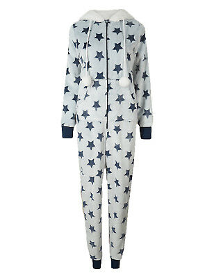 Ex Marks and Spencer Checked Long Sleeve Nightshirt Size 10 P159.27