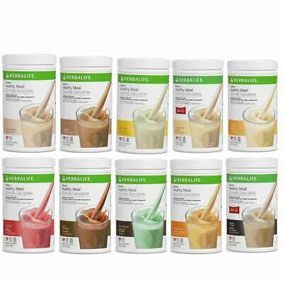 New Herbalife Formula 1Healthy Meal Nutritional Shake Mix-All Flavors