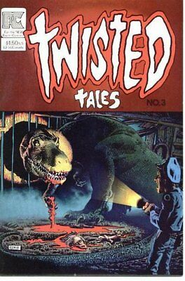 Twisted Tales #   3 Near Mint (NM) Pacific Comics MODERN AGE