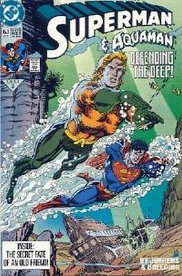 Superman (Vol 2) # 63 Near Mint (NM) DC Comics MODERN AGE
