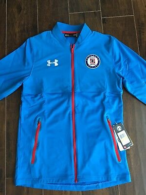 7d12a0471 ... Mexico 2016 2017 Third Jersey Men s Small.  79.99 Buy It Now 7d 12h.  See Details. New Mens Under Armour Cruz Azul Stadium Jacket Size M