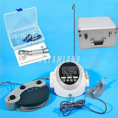 Dental Surgical Implant System Brushless LED Drill Motor Reduction Handpiece UK3