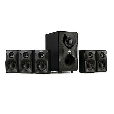Sistema Home Cinema altavoces Theater 5.1 95 W RMS Subwoofer Bluetooth USB SD