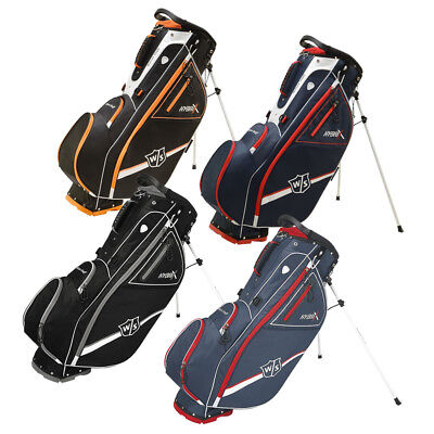0801caf9193 NEW Wilson Staff Hybrix Golf Stand Bag - 14 WAY TOP - FULL LENGTH DIVIDERS