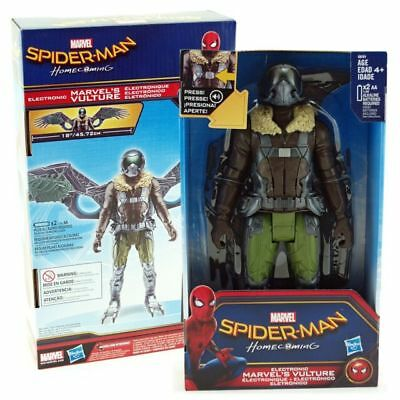 Spider-man Homecoming Electronic Marvel's Vulture - Spiderman Marvels Figure New