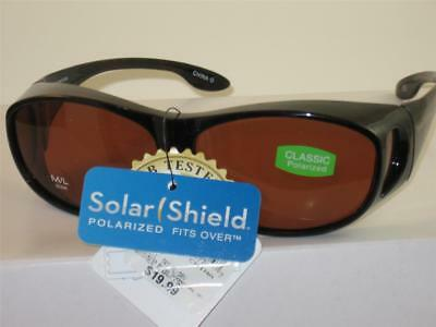 28bbdc07974 Foster Grant Polarized Solar Shield Fit Over Sunglasses Medium   Large Size   f6