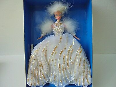 Barbie Doll 1994 Snow Princess Enchanted Seasons Limited Edition Collectible MT