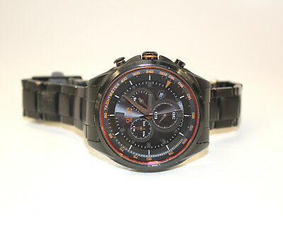 Men's Citizen Eco Drive Watch, Model GN-4W-S, Tachymeter/W-R-10Bar/Solar Powered