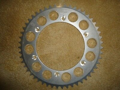 Yamaha Yz125 Yz250 Yz490 Rear Sprocket 51 Teeth 1987 New!!