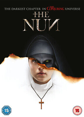 The Nun DVD (2019) Taissa Farmiga, Hardy (DIR) cert 15 FREE Shipping, Save £s