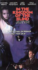 In The Kingdom of the Blind (DVD, 1995)