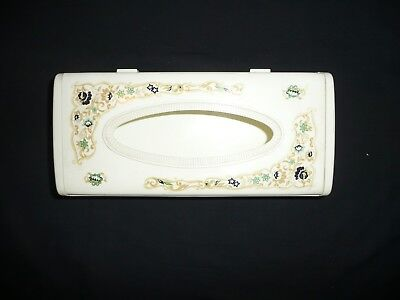 Vintage Tissue Box Holder -Hostess