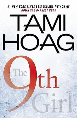 NEW - The 9th Girl by Hoag, Tami