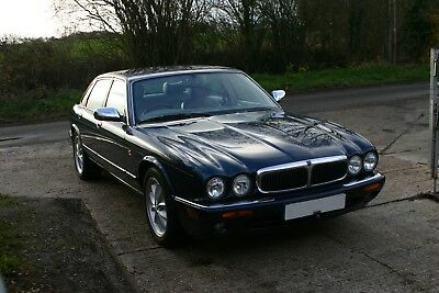 Jaguar Xj8 4.0 1 Previous Owner From New F.s.h