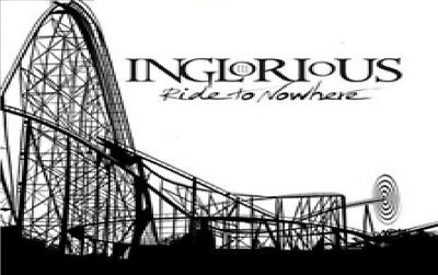 Inglorious - Ride To Nowhere CD ALBUM NEW (25TH JAN)