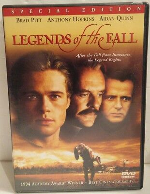 Legends of the Fall (DVD, 2000, Special Edition)