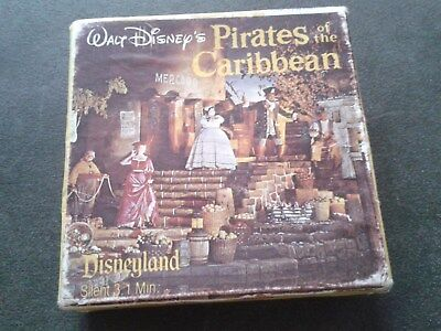 SUPER 8 WALT DISNEY's  HOME MOVIES  PIRATES OF THE CARIBBEAN  N°712