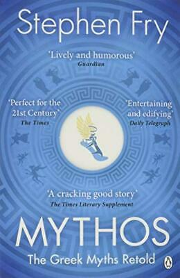 Mythos: The Greek Myths Retold: A Retelling of the Ancient Greece Paperback