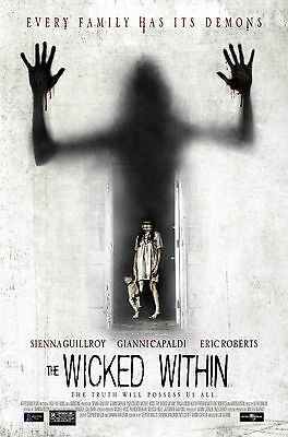 The Wicked Within Poster 61 X 91 Cm ( 24X36 Inch)