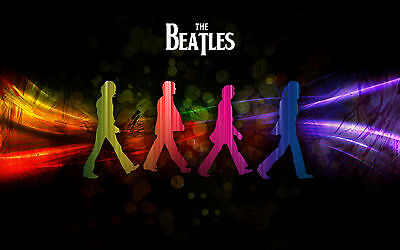 The Beatles Poster POSTER 61 X 91 CM ( 24X36 INCH)