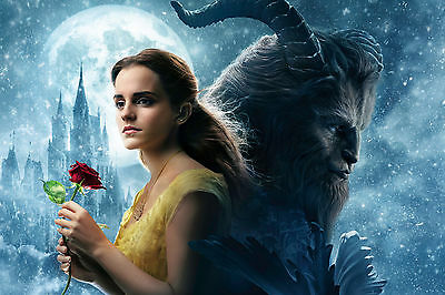 Beauty And The Beast POSTER 61 X 91 CM ( 24X36 INCH)