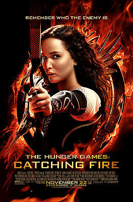 The Hunger Games Catching Fire Poster 61 X 91 Cm ( 24X36 Inch)