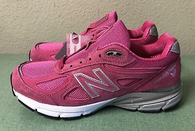 New Balance 990 W990KM4 Komen Pink Ribbon Women s Sz 7.5 B USA Running  Shoes NEW 1860d69bcbf6