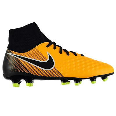 super popular 6a3a6 d63ad Nike Magista Onda II Df Fg Chaussures de Football Junior UK 4 Us 4.5Y Eu