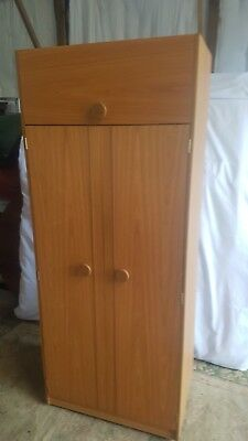 Stonehill Stateroom Double Wardrobe Bedroom Furniture (1)