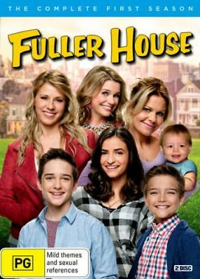 Fuller House: Season 1 (2016) [New Dvd]