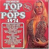 Various Artists : Best of Top of the Pops 1974 CD
