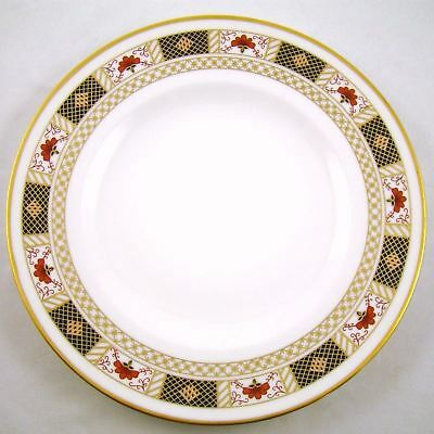 """Royal Crown Derby """" DERBY BORDER """" Dinner Plates 10 1/2 Inches - CLOSEOUT SALE!"""